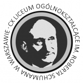 Logo CX LO im. Roberta Schumana